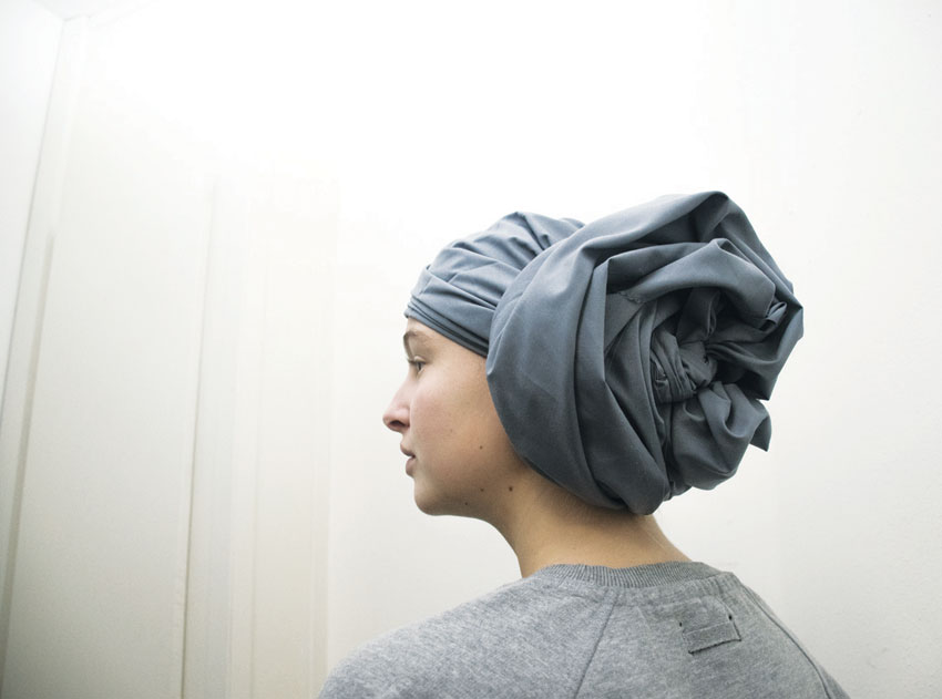 On Turbans - Outtakes from Au Courant Vol. 02 by Lisa-Marie Harris