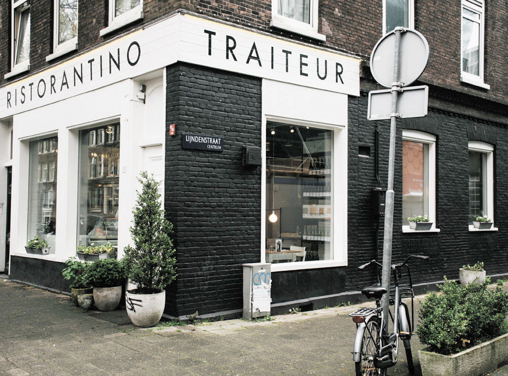 The Au Courant Daily Journal | Sharing Food & Community in City Spaces - Mondo Mediterraneo Traiteur, Amsterdam. By Lisa-Marie Harris.