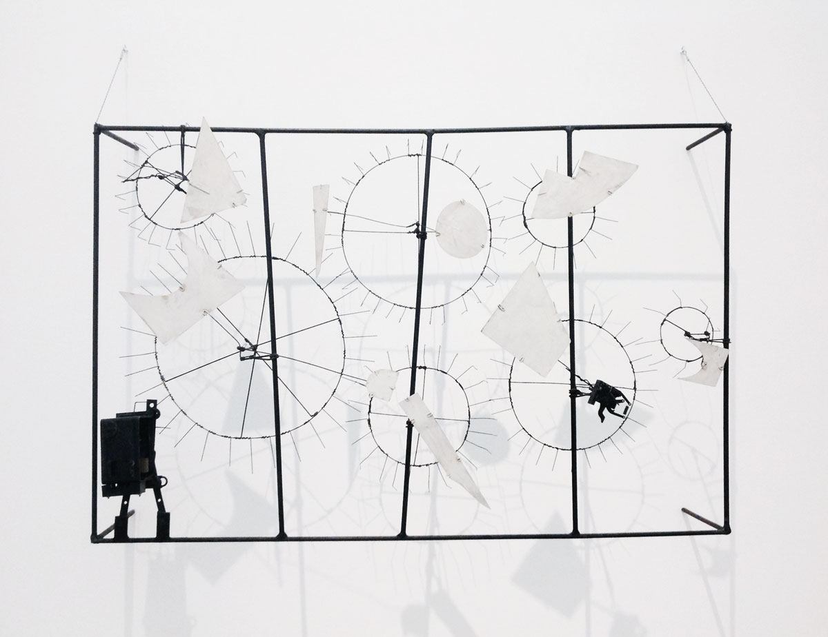 Jean Tinguely: Machine Spectacle Stedelijk Au Courant Daily Review
