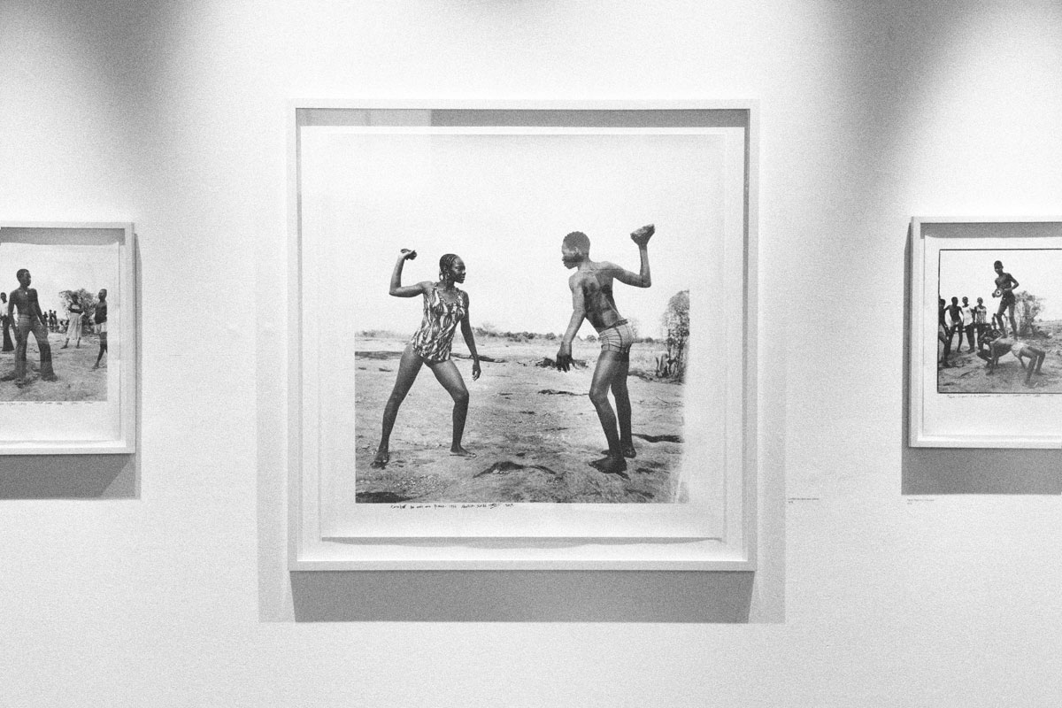Au Courant Daily Feature Malik Sidibe Exhibit at Somerset House London