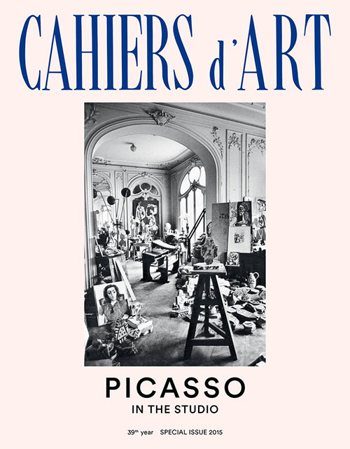 Cahiers d'Art Picasso Revue Feature