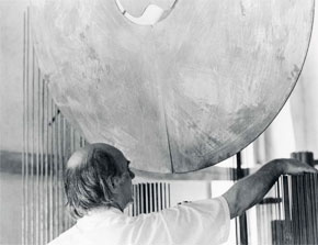 Harry Bertoia's Environment for Sound